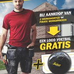 Snickers Workwear - Shorts 2016 - Poster A2 - BE (Nl)